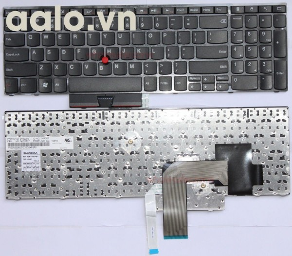 Bàn phím laptop Lenovo E520S