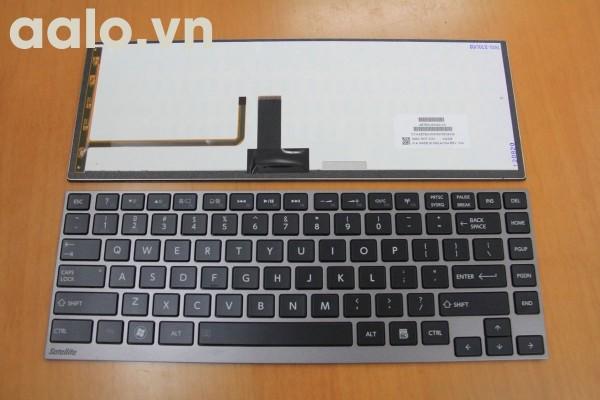 Bàn phím laptop TOSHIBA U900 Z930 - Keyboard TOSHIBA