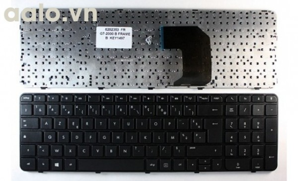 Bàn phím laptop HP G7-2000 G7-2100 - Keyboard HP