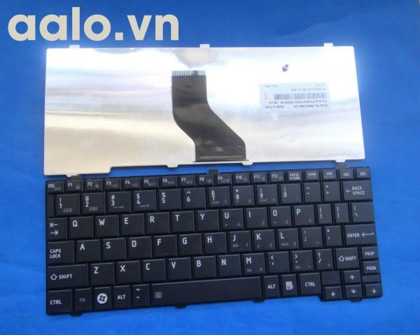 Bàn phím laptop TOSHIBA NB200, NB201,NB202,NB203, NB205 - Keyboard TOSHIBA