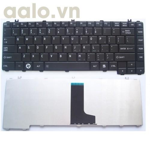 Bàn phím laptop TOSHIBA L640 L645 C600 C640 C645 - Keyboard TOSHIBA