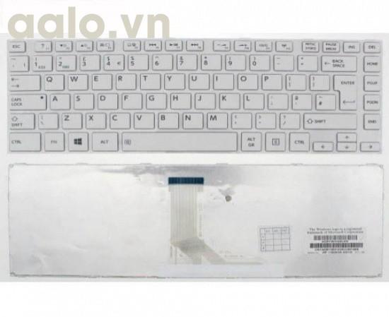 Bàn phím laptop TOSHIBA L50-A L50D-A L50t-A L55-A L55D-A L55t-A