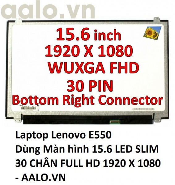 Màn hình laptop Lenovo E550