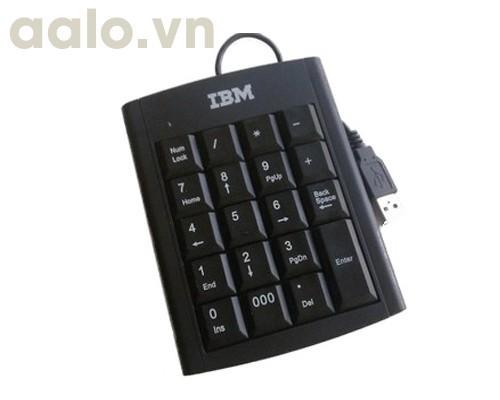 Bàn phím số IBM( cổng USB)