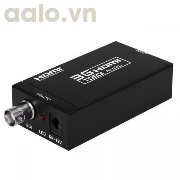 Bộ truyền HDMI qua dây Cable đồng trục BNC/ SDI/ 3G