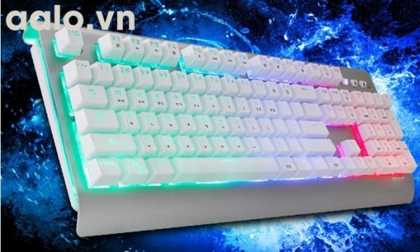 Bàn phím bán cơ Cooler Plus X8 LEd 7 màu