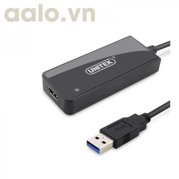 Dây USB 3.0 ra HDMI dài 20Cm