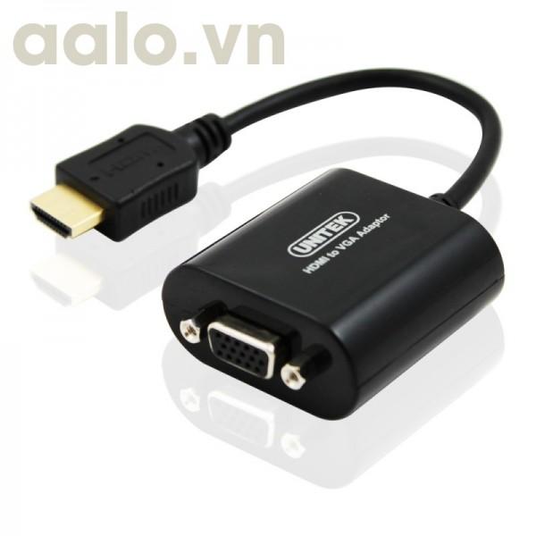 Bộ chuyển HDMI to VGA