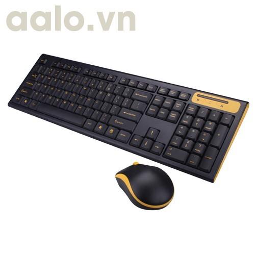 Bộ Keyboard + Mouse Không dây Mofii G360