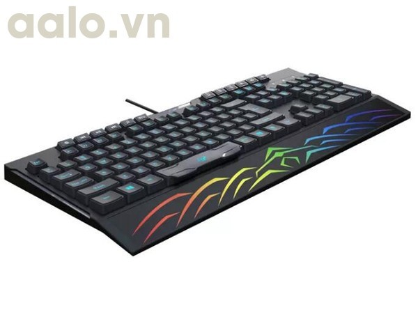 Bàn phím V-OX G7  USB LED Gaming