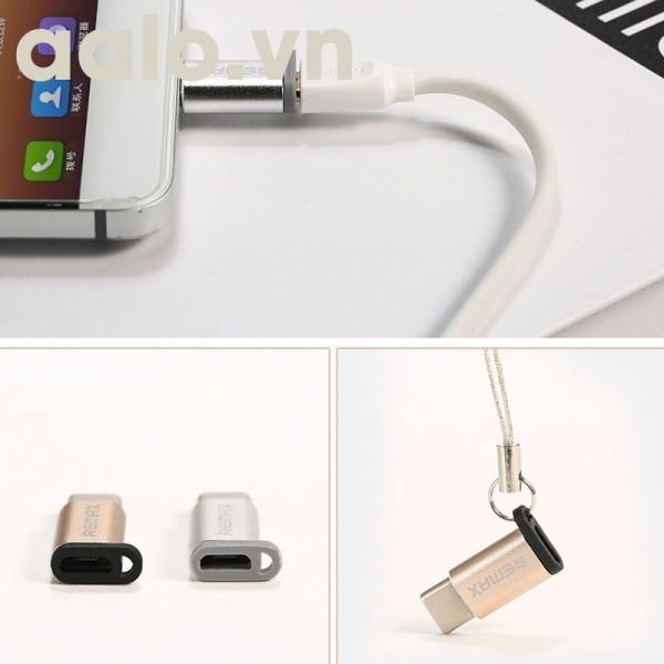 Đầu nối micro USB ra TYPE C USB 3.1