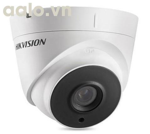 Camera / DS-2CE56D8T-IT3 /  HD-TVI  Starlight 2MP bán cầu hồng ngoại 40m