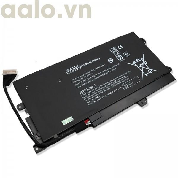 Pin laptop HP Envy Touchsmart 14 M6-K000, PX03XL
