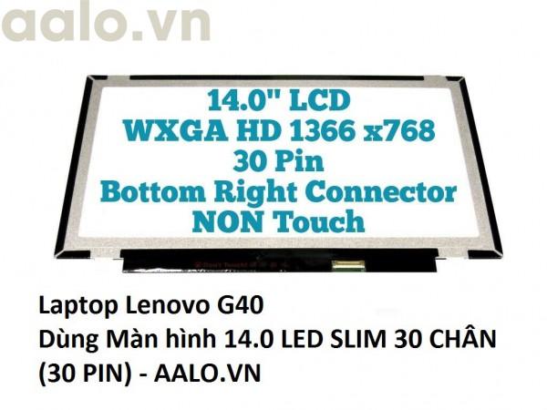 Màn hình laptop Lenovo G40