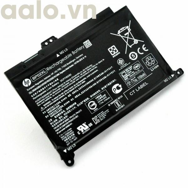 Pin laptop HP BP02XL ZIN/15-AU BU7B