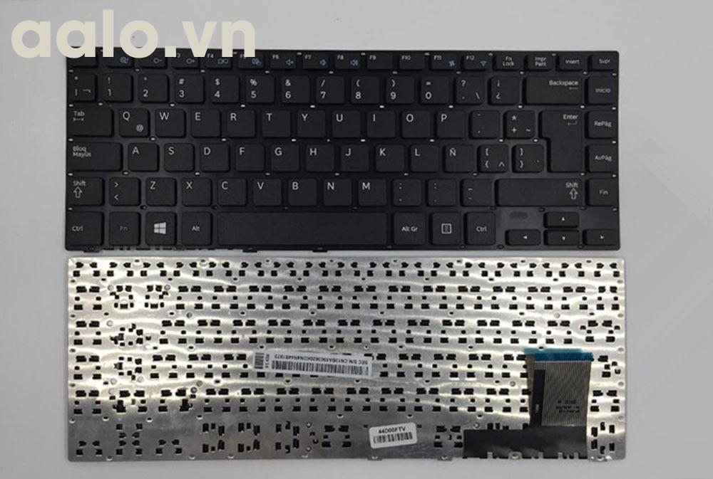 Bàn phím Laptop Samsung 450R4V NP470R4V NP370R4E NP370R4V - keyboard Samsung