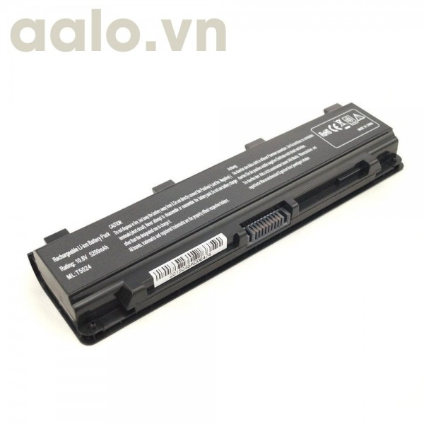 Pin Laptop Toshiba 5200mAh Battery for Toshiba Satellite C840 L850 L855-118 M800D P875 PA5024U-1BRS- Battery Toshiba