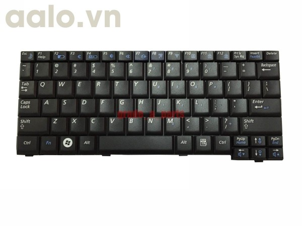Bàn phím Laptop Samsung NC10 NC310 ND10 N108 N110 US Black - keyboard Samsung