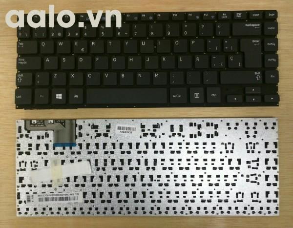 Bàn phím Laptop Samsung NP530U4E NP540U4E - keyboard Samsung