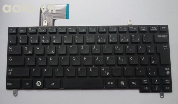 Bàn phím Laptop Samsung N210 N220 NP-N210 NP-N220 N220+ - keyboard Samsung
