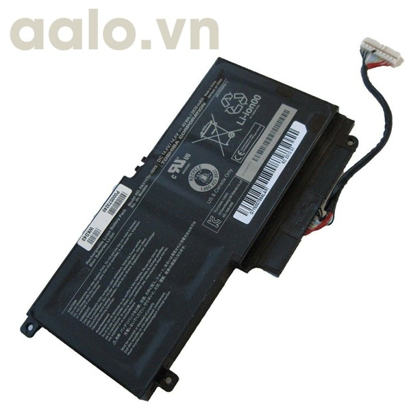 Pin Laptop Toshiba 14.4V 43Wh Laptop Battery for Toshiba PA5107U-1BRS L55 L55t P/n:P000573230- Battery Toshiba