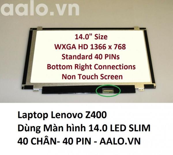 Màn hình laptop Lenovo Z400