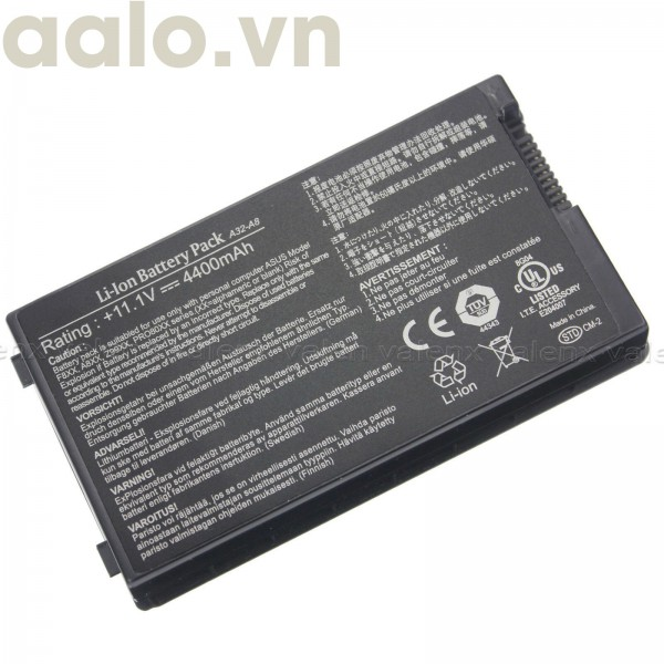 Pin laptop Asus F80, X61, X85, X80, X82, X85S.
