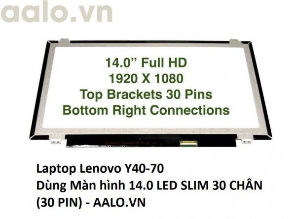 Màn hình laptop Lenovo Y40-70