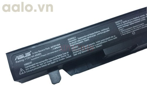 Pin Laptop Asus ROG ZX50 ZX50J ZX50JX GL552J GL552V Series - Battery Asus