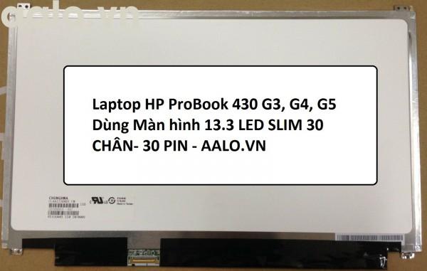 Màn hình laptop HP ProBook 430 G3, G4, G5