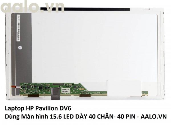 Màn hình Laptop HP Pavilion DV6