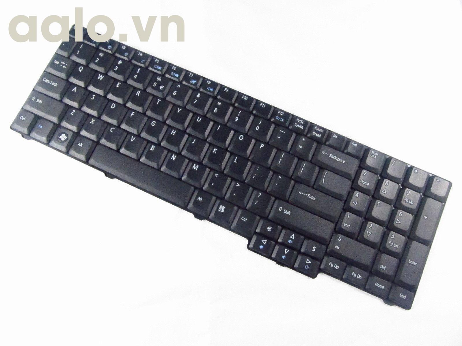 Bàn phím Laptop Acer 7730