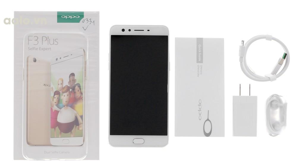Điện thoại OPPO F3 Plus